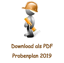 Download als PDF Probenplan 2019